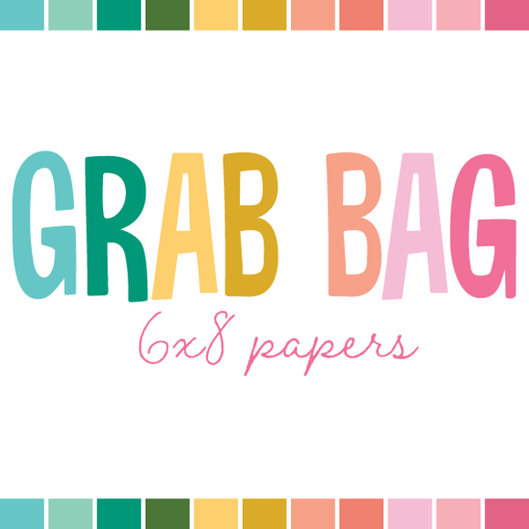 Grab Bag | 6x8 Papers