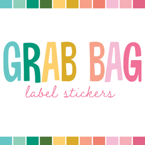 Grab Bag | Label Stickers