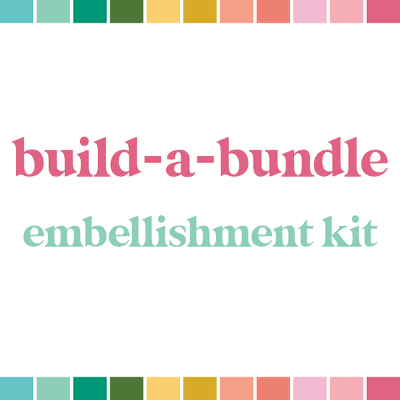 The Embellishment Kit (monthly auto-ship)