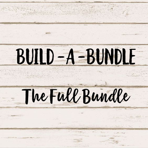 The Full Bundle (monthly auto-ship)