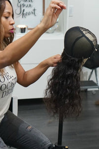 3 in 1 Wig Making Training | 17 - 19 December 2019