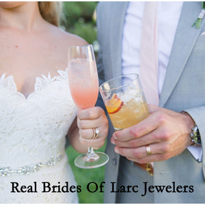 Real Brides of Larc Jewelers