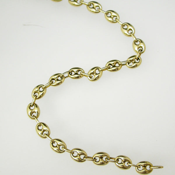 "14K Yellow Gold 7"" Bracelet"