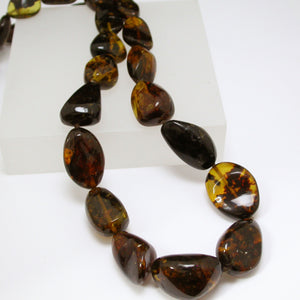 Chiapas Amber Necklace