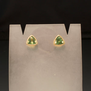 14K Yellow Gold Appetite Earrings