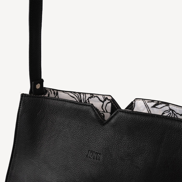 Boss Lady Black Crossbody