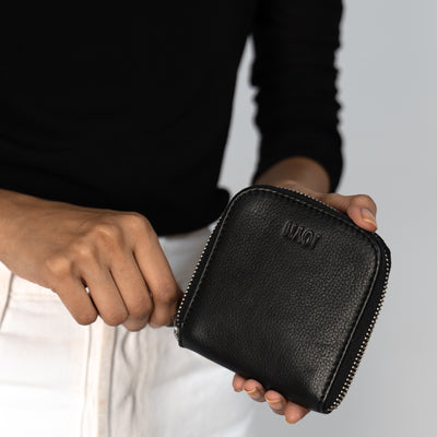Boss Lady Black Wallet