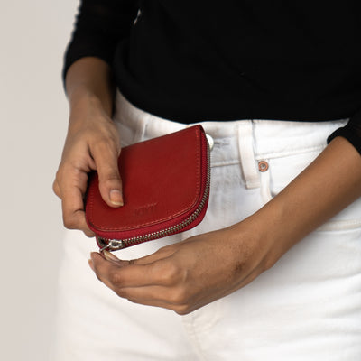 Boss Lady Red Wallet