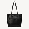 Everyday Tote in Black Leather