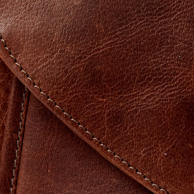 Lali Brown Leather Wallet