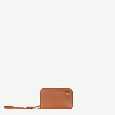 Kosha Camel Leather Wallet