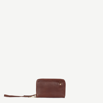 Kosha Brown Leather Wallet