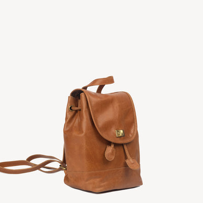 Mini Foldover Backpack