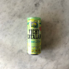 Vichy Catalan Lemon & Lime cans 330ml