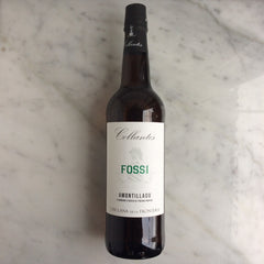 Amontillado Fossi. 75cl Primitivo Collantes