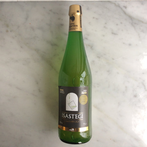 Natural Cider 75cl by Isastegi