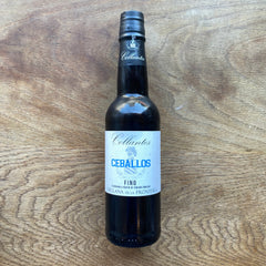Fino Ceballos.half bottle 37.5cl Primitivo Collantes