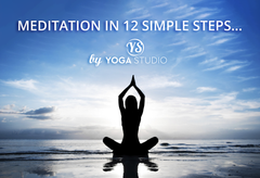 Meditation in 12 simple steps...