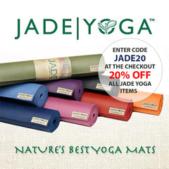 JADE YOGA MATS PRICE REDUCTION!