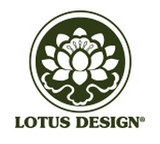 Lotus Design Yoga Logo