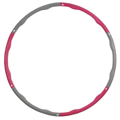 Yoga Studio 1.2kg Weighted Wave Hula Hoop