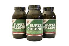 SUPER GREENS - Antioxidant Rich Superfood Blend