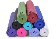 Yoga Studio Standard 6P Free Yoga Mat (4mm) Made To European Standards