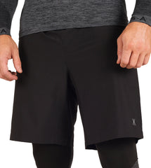 Ki5-A Platinum Shorts Black