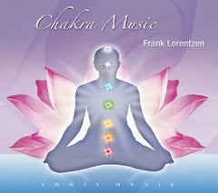 Chakra Music By Frank Lorentzen Audio Music CD