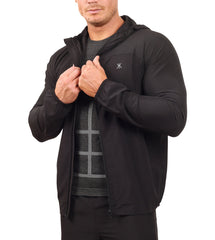 Ki5-A Men's Slate Windcheater Jacket