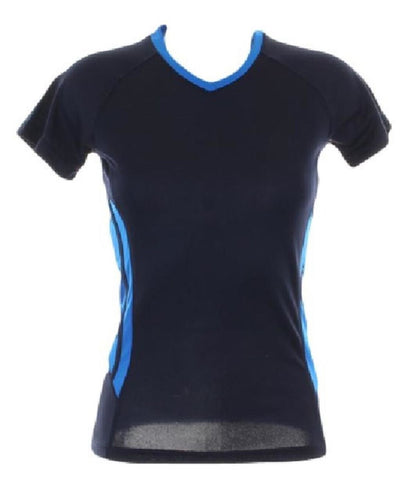 Gamegear Ladies Cooltex Training T-Shirt - Yoga Studio - 1