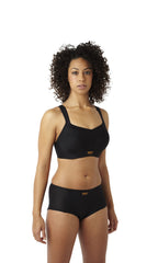 Panache Women's Full Cup Sports Bra - Black - Sizes 36-40