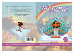 The Magic Mat - Childrens Yoga Book with DVD