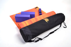 Yoga Studio Starter Kit - Lotus Bag - 6mm Mat