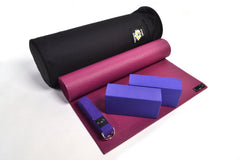Yoga Studio Starter Kit - Kit Bag - 6mm Mat