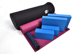 Yoga Studio Intermediate Kit - 6mm Mat - Black Round Kit Bag - Yoga Studio - 4