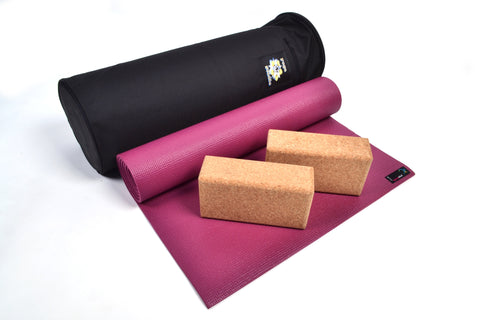 Yoga Studio Eco Kit Bag Kit - 6mm Mat - Yoga Studio - 2