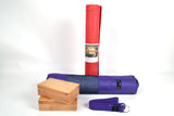 Yoga Studio - ecoYoga Starter Kit - Bamboo Bricks - Yoga Studio - 19