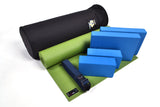 Yoga Studio Intermediate Kit - 6mm Mat - Black Round Kit Bag - Yoga Studio - 16