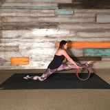 The Limitless Yoga Wheel Back Inversion Stretch Roller - Yoga Studio - 14