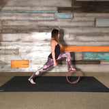 The Limitless Yoga Wheel Back Inversion Stretch Roller - Yoga Studio - 15
