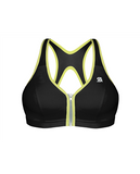 Shock Absorber Active Zipped Plunge Bra - Yoga Studio - 2