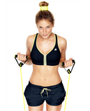 Shock Absorber Active Zipped Plunge Bra - Yoga Studio - 1