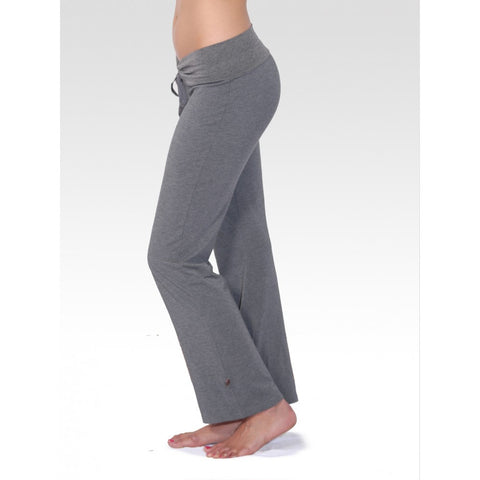 Carrot Banana & Peach - Bamboo Yoga Tour Pant - Yoga Studio - 1