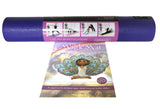 The Magic Mat Kit: Childrens Yoga Mat , Yoga Book & DVD - Yoga Studio - 11