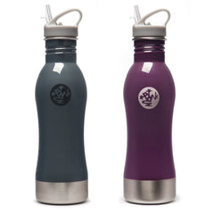 Manduka 25oz Stainless Steel Water Bottle
