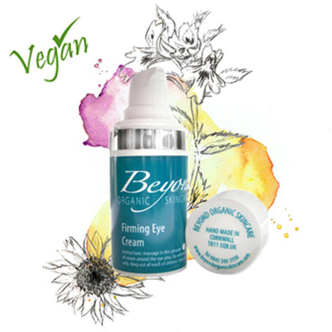 Beyond Organic  Skincare Firming Eye Cream