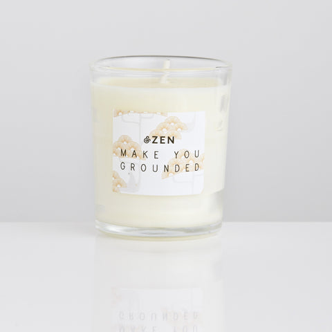 Bunnies & Zen Votives Candle - Make You Grounded