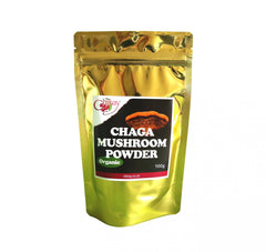 Chiray Superfoods Suppliment Powder - Chaga Mushroom 100g - 250g