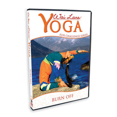 Wai Lana Burn Off Yoga DVD